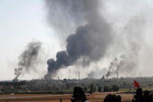 Quân Thổ Nhĩ Kỳ 'ác chiến' người Kurd tại chiến trường Syria