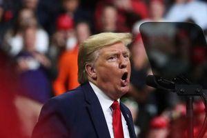 TT Trump tiếp tục phản pháo đối thủ Joe Biden