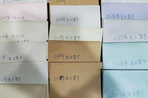 Cảm động 19 lá thư bố viết cho con gái trước khi qua đời vì ung thư