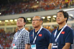 HLV Park Hang Seo: 'Đừng đánh giá thấp tiền đạo khi họ không ghi bàn'