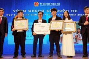 'Cuộc cách mạng' NanoRes chiến thắng ung thư của nhóm học sinh Hà Nội