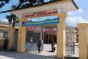 Bé gái 32 tháng tuổi ở Nghệ An tử vong sau khi được gây mê ở Trung tâm y tế huyện
