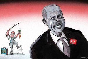 Châu Âu trước khủng hoảng Syria: Đâu rồi thời oanh liệt?