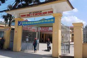 Bé gái 3 tuổi tử vong bất thường khi phẫu thuật tại Trung tâm y tế huyện