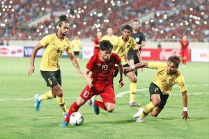 Đánh bại Malaysia, phần thưởng xứng đáng cho tuyển Việt Nam
