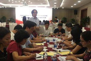 Triển khai chương trình giáo dục phổ thông mới: Xi nhan sớm, bẻ lái từ từ