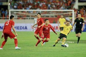 Malaysia thừa nhận tuyển Việt Nam chiến thắng xứng đáng!