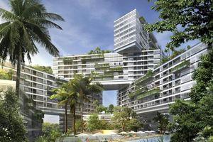 Kiến trúc xanh- xu hướng của tương lai