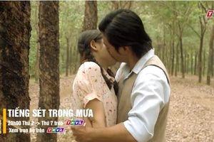 'Tiếng sét trong mưa' tập 35: Bình tỏ tình và hôn em gái cùng mẹ khác cha