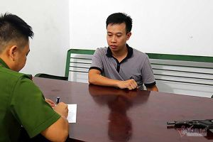 Cướp tiệm vàng ở Quảng Ninh vì thiếu tiền đưa mẹ vợ đi chữa bệnh?