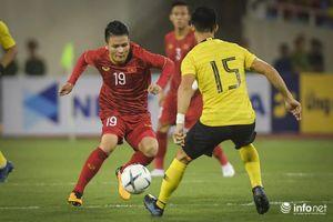 Thứ hạng tuyển Việt Nam thay đổi ra sao sau trận thắng Malaysia?