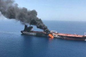Tàu chở dầu Iran bất ngờ bị tấn công ngoài khơi Ả Rập Xê út, thủ phạm là ai?