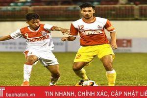Hồng Lĩnh Hà Tĩnh thắng đậm Hoàng Anh Gia Lai 4-1 trận mở màn VCK U21 quốc gia