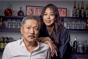 Nữ hoàng phim 18+ Kim Min Hee bị đồn có bầu với đạo diễn U.60