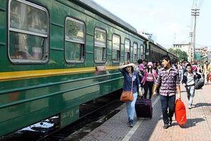 Ga Sài Gòn giảm giá 50% cho 5.000 vé tàu cuối năm