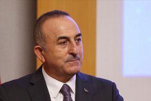 Thổ Nhĩ Kỳ cảnh báo sẽ đáp trả mọi trừng phạt của Mỹ
