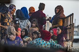 Quân đội Thổ Nhĩ Kỳ tiếp tục giao tranh với người Kurd ở Syria, hàng chục người đã thiệt mạng