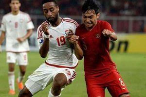HLV Indonesia nói gì sau trận thua tan nát trước UAE?