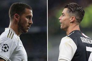 Hazard không thể thay thế Ronaldo ở Real Madrid