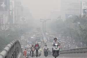 Bộ Tư pháp thông tin vụ dùng số liệu về môi trường Hà Nội 'giống' 14 năm trước