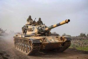 Thổ Nhĩ Kỳ hứng chịu thương vong đầu tiên từ khi tấn công miền Bắc Syria