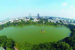 Hồ Gươm - trong dòng ký ức
