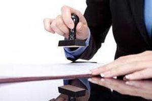 Hợp đồng không có con dấu, chỉ có chữ ký có giá trị pháp lý không?