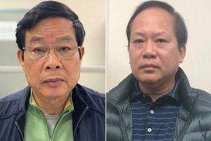 Khai trừ Đảng 2 cựu Bộ trưởng Nguyễn Bắc Son và Trương Minh Tuấn