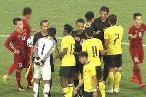 Đội tuyển Malaysia không phục chiến thắng của Việt Nam