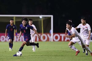 Thắng kịch tính chủ nhà Thái Lan, U19 Việt Nam vào chung kết