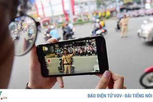Người dân ghi âm, ghi hình CSGT: Phải đúng luật, có văn hóa