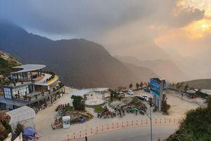 Sự thật thông tin khách sạn hàng nghìn m2 băm nát đèo Ô Quy Hồ Lai Châu