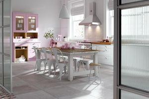 Những căn bếp màu hồng tạo điểm nhấn gọn xinh, hiện đại cho ngôi nhà của bạn