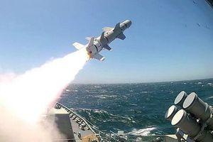 Sự thực việc tàu chở dầu Iran bị trúng tên lửa chống hạm của Saudi Arabia