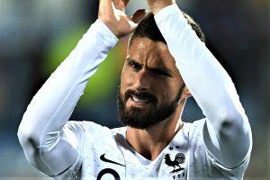Tuyển Pháp thắng nhọc Iceland với đội hình chắp vá