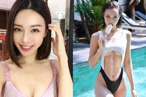 Hot girl phòng gym Malaysia chê phụ nữ béo phì là tội lỗi