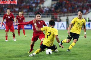 Nguyễn Quang Hải - 'đôi cánh thiên thần' giúp thầy Park tiến gần giấc mơ World Cup