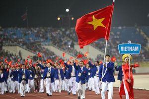 Đoàn Thể thao Việt Nam dự SEA Games 30 có 856 thành viên