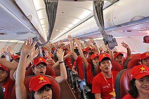 Chuyến bay đặc biệt 'Tôi yêu Tổ quốc tôi'