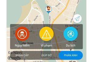 Phản ánh ý kiến về Đà Nẵng qua ứng dụng 'KuuHo'
