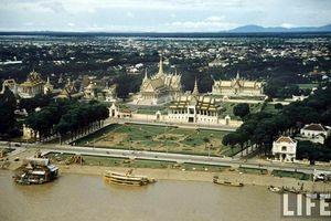 Campuchia trước 1975 qua ảnh màu tuyệt đẹp của tạp chí Life