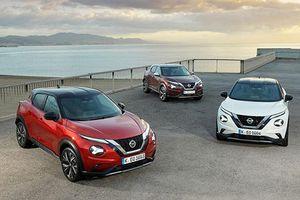 Xem crossover Nissan Juke 2020 lột xác như thế nào?