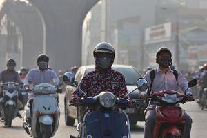 Bộ Tư pháp xác nhận đã sử dụng lại số liệu ô nhiễm không khí Hà Nội cách đây... 14 năm