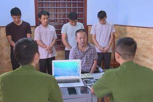 Đắk Lắk: Triệt phá đường dây cá độ 'khủng' hơn 2 tỷ mỗi tuần