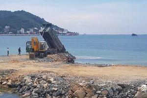 Yêu cầu kiểm tra dự án Cụm dịch vụ Hòn Ngưu lấn biển làm thủy cung