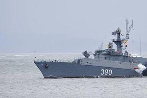 'Sát thủ săn ngầm' của Nga trình diễn sức mạnh