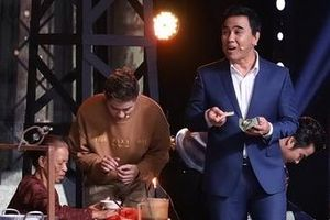 MC Quyền Linh tiết lộ từng phải buôn gánh, bán bưng để mưu sinh