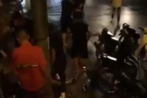 Đi ăn mừng chiến thắng của ĐT Việt Nam, một thanh niên bị đánh trọng thương