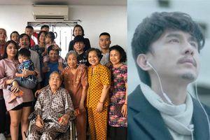 Đan Trường đau buồn vì không thể về Việt Nam viếng ông ngoại qua đời