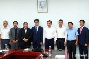 Một doanh nghiệp Hàn Quốc muốn đầu tư 363 triệu USD vào Khu công nghệ cao Đà Nẵng